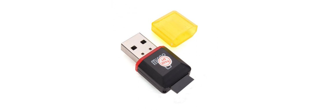 Micro SD SDHC TF Card Reader Surpport 32GB